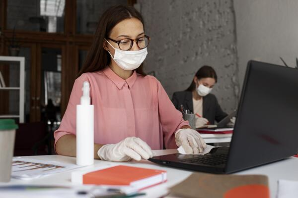 Workplace Precautions during Covid-19 Pandemic