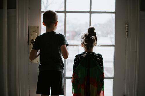 waiting for you to come home safely